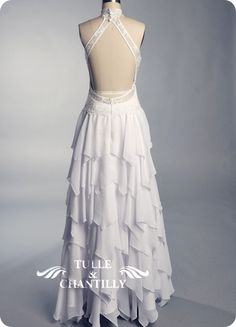 {Process Show Time} Gorgeous Backless Sheer Illusion Neckline Two-in-One Rustic Lace Bridal Wedding Dress
