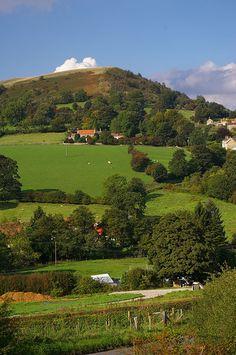 Hawnby, North Yorkshire, England
