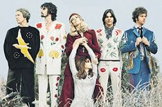 Nudie Cohn suits, Flying Burrito Bros