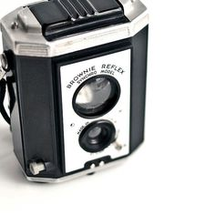Vintage Kodak Brownie Reflex Synchro, 1940s