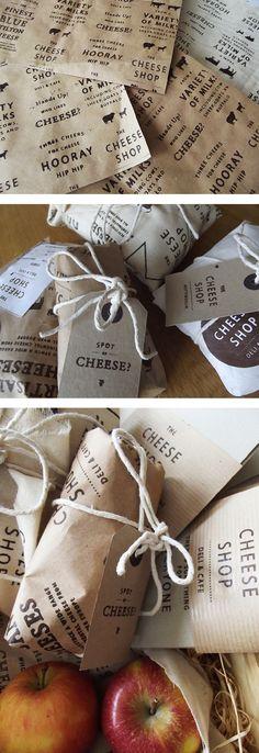 The Cheese Shop. by Charlotte Estelle Littlehales, via Behance
