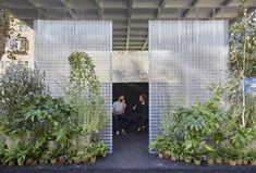 """As part of the MINI LIVING initative highlighting creative solutions for the challenges of urban living, MINI teamed up with architect Asif Khan at the London Design Festival 2016 to create the MINI LIVING """"Forests"""" installation, comprising three temporary """"third places"""" in Shoreditch. They are thus presenting a concept for how previously unused public spaces can be activated to cater to people's needs…"""