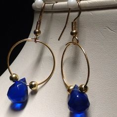 Blue Tear Drops from Stop Shop N Buy for $8 on Square Market