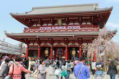 Visite du temple Senso-ji à Asakusa
