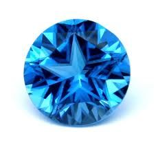 Official State Gem: Texas Blue Topaz. Designated by HCR 12, 61st R.S. (1969) by Rep. Bob Armstrong.  It is found within the borders of the state only in Mason County.