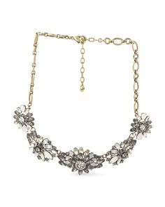 BELLA JACK Brass Plated Necklace