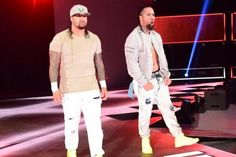 The Usos Beat American Alpha to Become WWE SmackDown Tag Team Champions | Bleacher Report