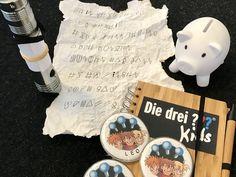 Ideen und Tipps: Drei ??? Kindergeburtstag – gebloggt von timtie.de