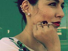 Lila: STYLE | Inspiration: Ear Cuffs