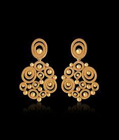 Carolyn Tyler Dune Earrings