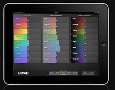 An iPad controller for Adobe Lightroom, This is why I need an iPad Improve Photography, Photography Gear, Photoshop Photography, Raw Photo, Cheap Hobbies, Photo Processing, Multi Touch, Inspire Others