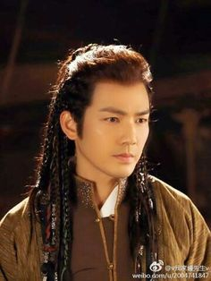 """Wallace Chung dans """"Général and I """" Jackie Chan, Hot Actors, Actors & Actresses, Show Luo, Princess Weiyoung, In The Air Tonight, Wallace Chung, Handsome Asian Men, Chines Drama"""
