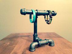 Industrial Pipe Watch/Bracelet Display