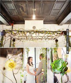 wedding alter ideas | CHECK OUT MORE IDEAS AT WEDDINGPINS.NET | #weddings