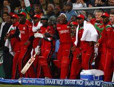 Zimbabwe Cricket Team - Winners of the world cup
