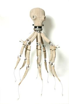 octopus puppet - cool