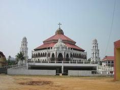 Churches in Kochi, India