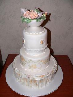 Victorian Garden Cak