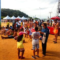 Quarta-feira de sol, futebol, música e diversão para todas as idades na #FanFestNatal ;) #natal #natalhostcity #brazil2014 #fifaworldcupbrazil #amelhortorcidadobrasil