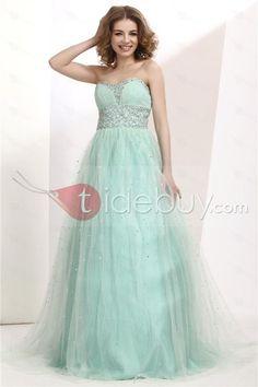 Elegant Sweetheart Floor-length Prom/Ball Gown Dress : Tidebuy.com