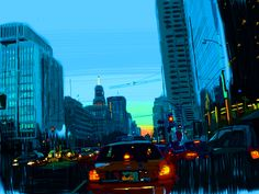 Toronto - University avenue