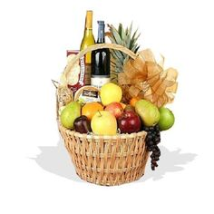 Order Fruit and Wine Basket from Ken's Flower Shops, your local Perrysburg & Toledo OH florist. Send Fruit and Wine Basket for fresh and fast flower delivery throughout Perrysburg & Toledo OH , OH area. Gourmet Gift Baskets, Wine Baskets, Frozen Fruit, Fresh Fruit, Recipes Using Fruit, Fast Flowers, Fruit Gifts, Wine Delivery, Summer Parties