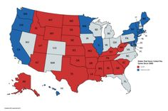 Isarithmic History Of The TwoParty Vote Maps United States - Isarithmic map us voting