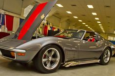 1972 Chevy Corvette Stingray by Raul Alvarez on 500px
