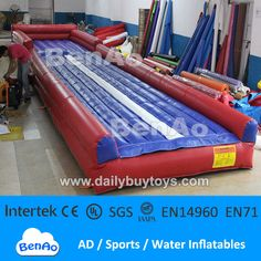 DG44 Inflatable Tumbling Air Track Factory / Gymnastic gym mat $1~$1000