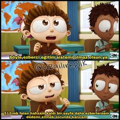 Sınavlar is coming Funny Cartoons, Funny Comics, Free Funny Videos, Ridiculous Pictures, Comedy Pictures, Best Memes Ever, Weird Dreams, Cute Stories, Funny Times