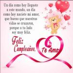 Tarjetas de Feliz cumpleaños Cristianas con Mensajes | Tarjetas de Feliz Cumpleaños Happy Birthday Quotes For Her, Happy Birthday Wishes Cards, Love Phrases, Love Images, Religious Quotes, Love Messages, Morning Quotes, Holiday Parties, Birthdays