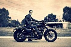 Harley Davidson 883 Iron 2013