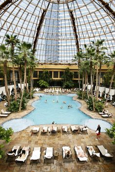 Harrah's AC...where we would  like to escape! Gotta try this place:)