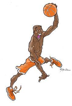 Basketballer (2010) by Pawel Zawislak