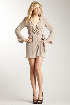 Whitney Eve Zury Wrap Dress