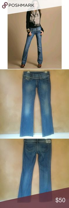 Diesel Cherock Boot Cut Jeans Diesel Cherock Boot Cut Jeans Size 27 New without tags Diesel Jeans Boot Cut