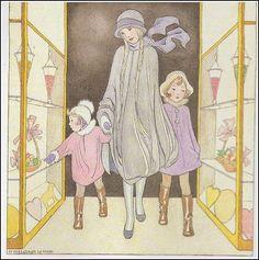 Soloillustratori: Henriette Willabeek le Mair