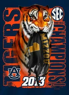 2013 #SEC Champions - Check out ~ sports stories that inform and entertain RollTideWarEagle.com #Auburn  #Auburn Tigers