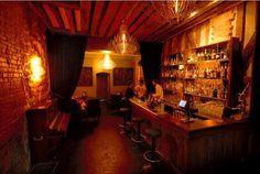 bar caché paris experimental cocktail club, 37 rue Saint-Sauveur