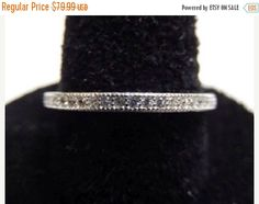 New Year 30% Off Sale Vintage Sterling Silver by ClevelandFinds