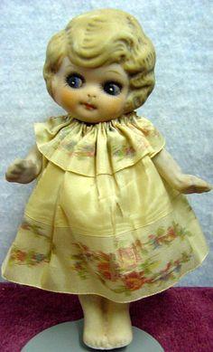 Japan bisque doll