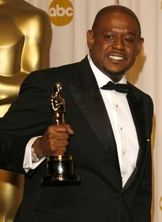 Forest Whitaker, The Last King of Scotland. Best Actor in 2007.