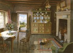 After the Morning Walk Stephen Darbishire