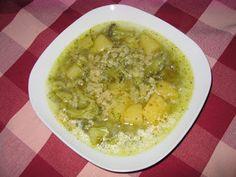 Pasticciando in cucina con il Cuisine Companion Moulinex: Minestra di broccoli e patate