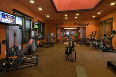 Get Fit 24/7 in our fully equipped fitness center. Las Brisas Apartments