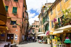 """How to """"Do"""" Cinque Terre in 3 Days: Guide & Itinerary   Green and Turquoise"""