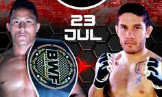 Big Way Fight Night 2 acontece em julho no Sport Bar