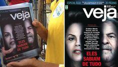 Pesquisas mostram que crime eleitoral de Veja fracassou