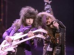 Music video by Bon Jovi performing Lay Your Hands On Me. (C) 1988 The Island Def Jam Music Group