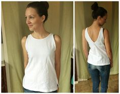 """Little Did You Know...: A Favorite and A """"Pinspired"""" Refashion"""